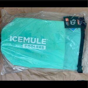 IceMule Classic Soft Cooler Bag Small - Seafoam